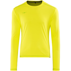 Kaikkialla Toni Longsleeve Shirt Men yellow